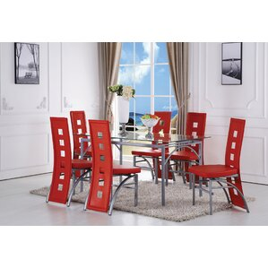 Catherine Side Chair (Set of 2) by A&J Homes Stu..