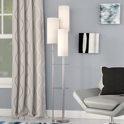 Amoralighting tiffany style 62 arched floor lamp reviews wayfair wall 68 floor lamp mozeypictures Image collections
