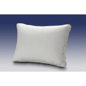 Cluster Fibre Boxed Edge Down and Down Alternative Pillow by Westex