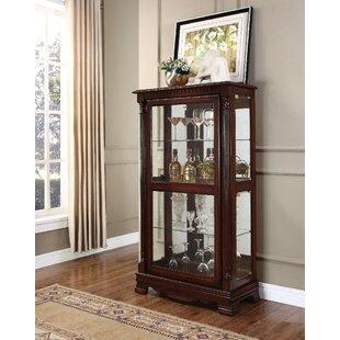 Gaelle Curio Cabinet Best Design