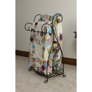 Quilt Rack by J & J Wire