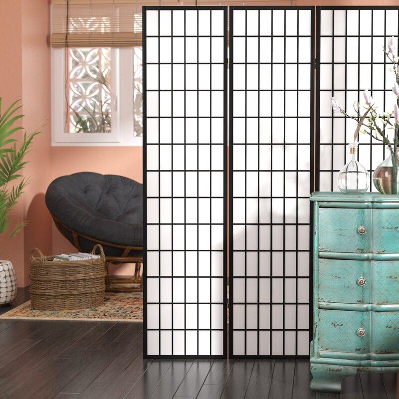 Triana Gia 3 Panel Room Divider