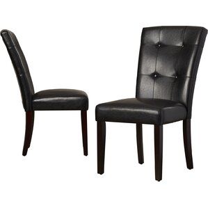 Chloe Parsons Chair (Set of 2) by Latitude Run