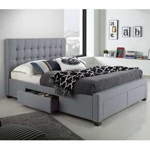 Metzinger Upholstered Storage Platform Bed