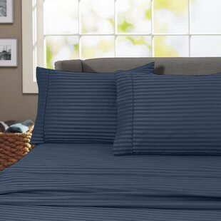 bb50bef60f 100% Cotton Sheets & Pillowcases You'll Love in 2019 | Wayfair