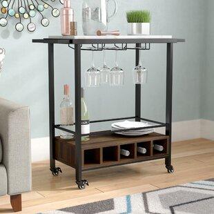 Moshe Bar Cart