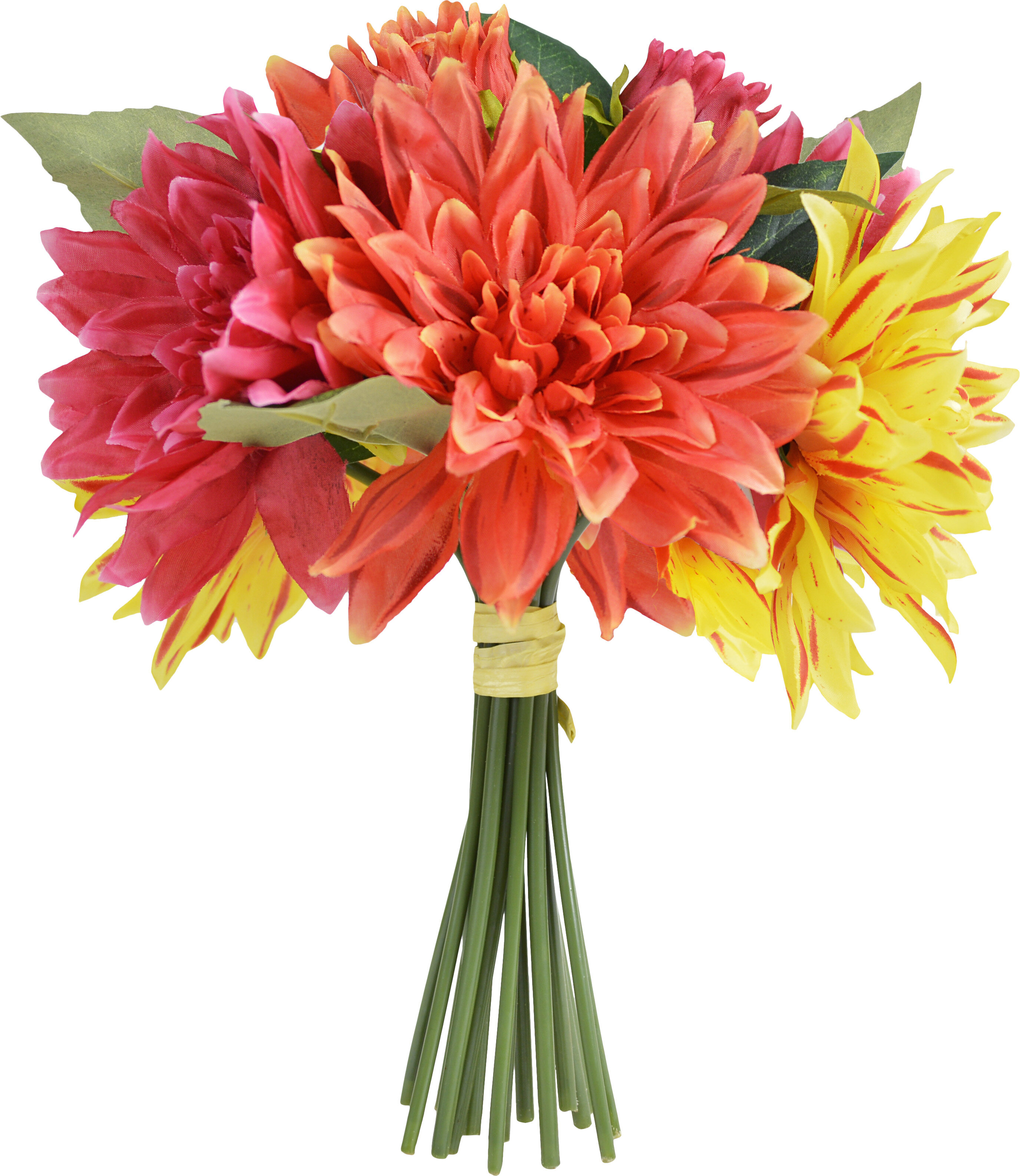 Creative Displays Inc Faux Dahlia Floral Arrangement Reviews
