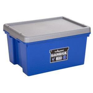 3-tlg. Aufbewahrungsbox Bam aus Kunststoff von W..