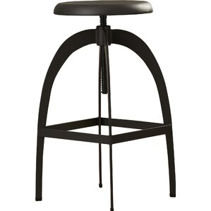 Urban Unity Colby Adjustable Swivel Bar Stool by Sunpan Modern