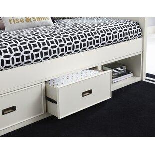 Queen Underbed Storage Drawers Wayfair