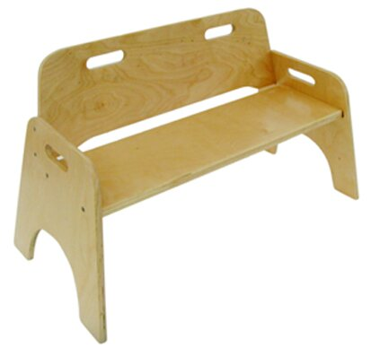 Stackable Seat Kids Bench
