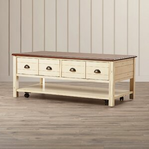 Chesapeake Coffee Table by Beachcrest Home