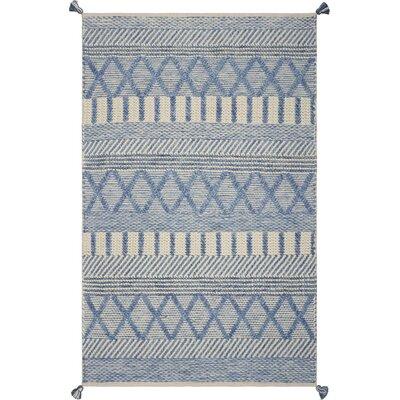Modern Blue Polyester Area Rugs Allmodern
