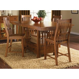 Corwin 5 Piece Pub Table Set