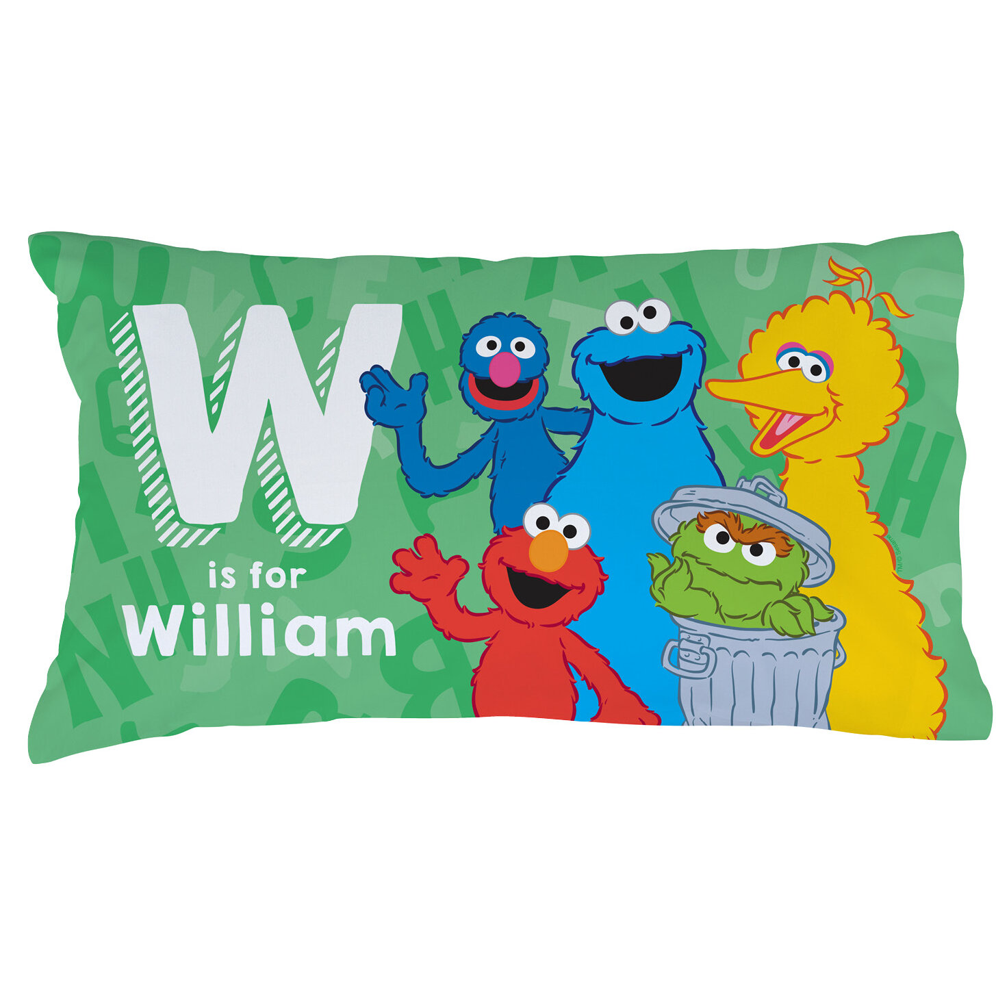 Sesame Street Crib Bedding | Wayfair