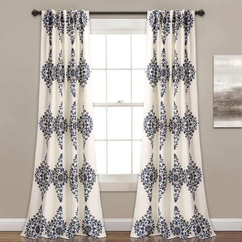 Cream Colored Room Darkening Curtains