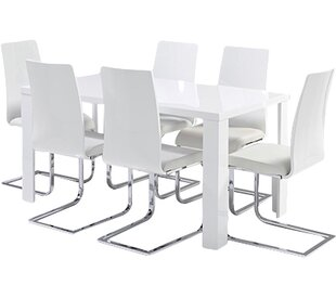 Scully Dining Table And 6 Chairs ...