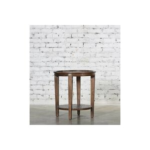 Adamstown Wooden End Table by Red Barrel Studio