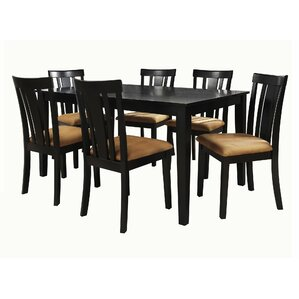 Oneill Modern 7 Piece Wood Dining Set by Andover..
