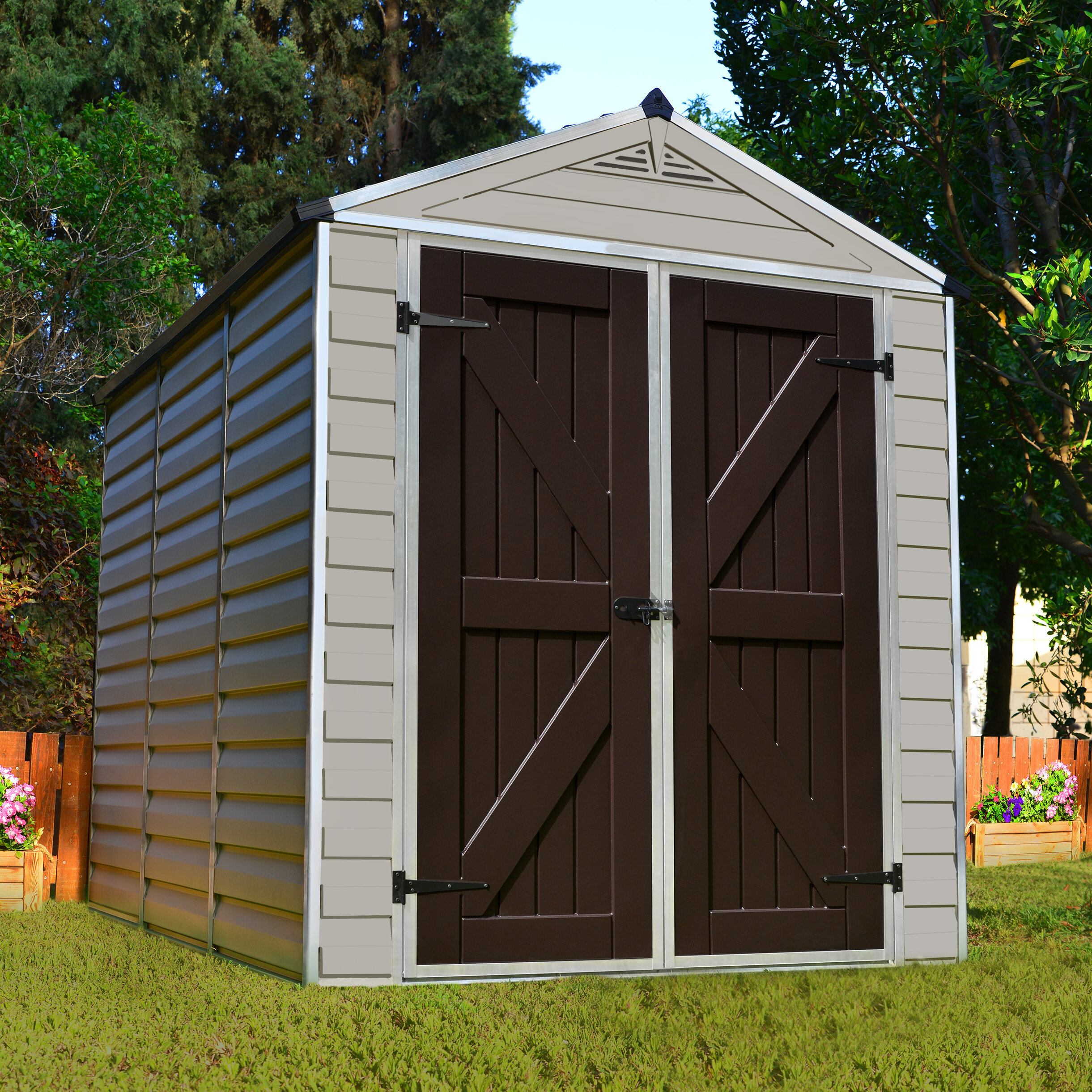 less sheds building kits metal for full of size plans shed carports cheap roof carport storage
