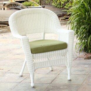 Surprising Wicker Lounge Chair Wayfair Machost Co Dining Chair Design Ideas Machostcouk