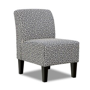 Orizaba Slipper Chair by Simmons Upholstery by Bloomsbury Market