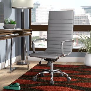 light gray office chair wayfair