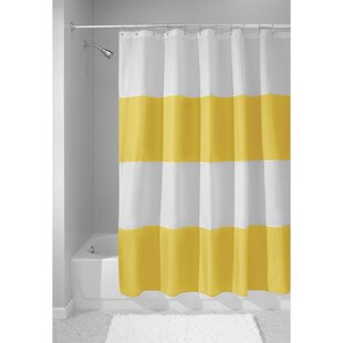 yellow and teal shower curtain. Save to Idea Board Yellow  Gold Shower Curtains You ll Love Wayfair