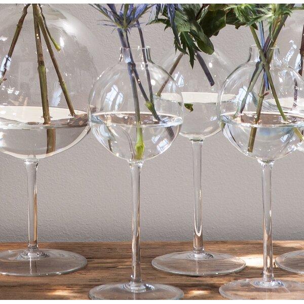 Wine Glass Vase Wayfair