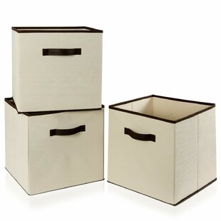 552e742a2989 13 x 13 Basket Storage Containers You'll Love in 2019   Wayfair