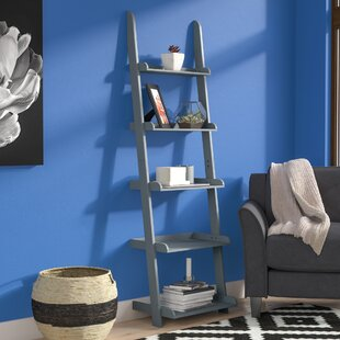 pacific bookcase lifestyle weathered mango ladder bookcases with buy wood clarence vintage
