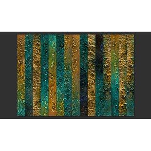 Treasures of Atlantis 2.10m x 300cm Wallpaper by East Urban Home