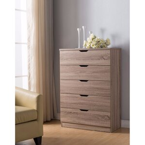 Cianjur Grandiose 4 Drawer Chest by Ivy Bronx