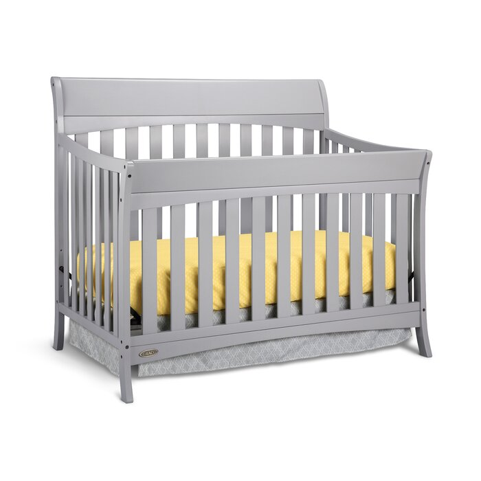 graco rory 4in1 convertible crib