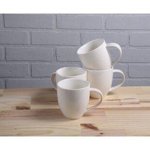 Mugsamp; Teacups Teacups LoveWayfair White Mugsamp; LoveWayfair White Mugsamp; Teacups White You'll You'll cq54Aj3SRL