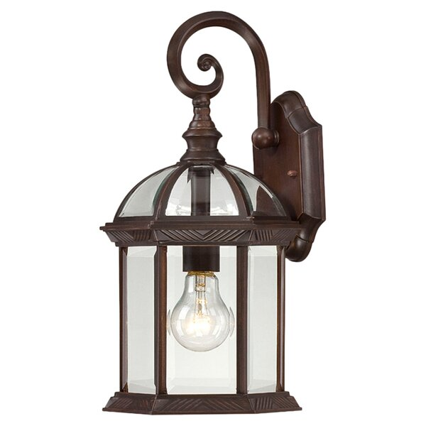 outdoor wall lighting barn lights youll love wayfair - Outdoor Sconce Lighting