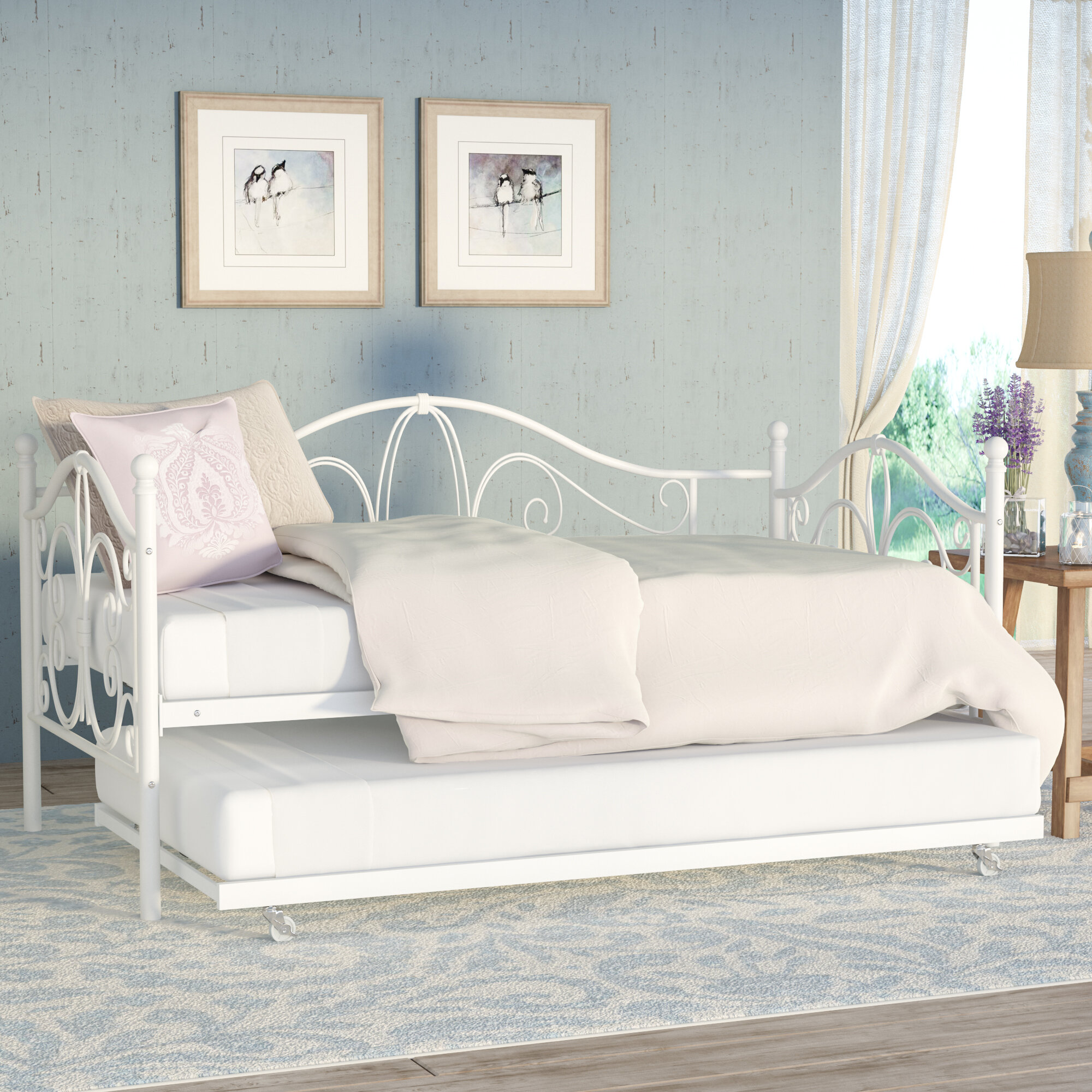baleine daybed with trundle