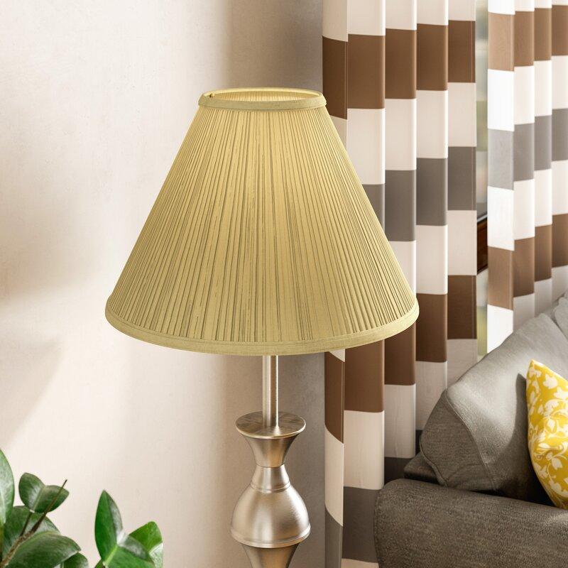 Red barrel studio 19 linen empire lamp shade reviews wayfair 19 linen empire lamp shade aloadofball Gallery