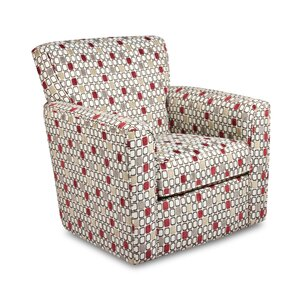 Simmons Upholstery Jon Swivel Armchair