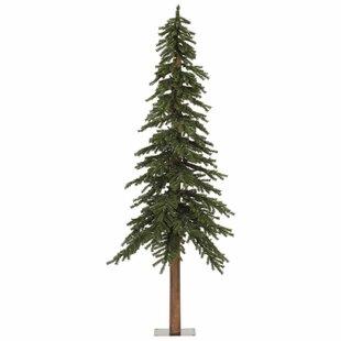 96 green pine trees artificial christmas tree - Rustic Christmas Trees