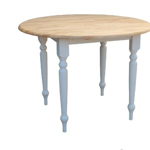 Belle Haven Double Drop Leaf Dining Table by Andover Mills
