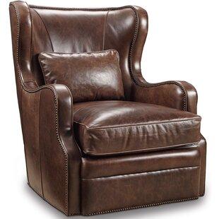 Wellington Swivel Wingback Chair
