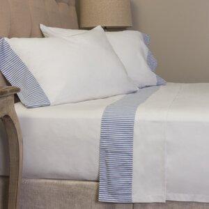 Striped 280 100% Cotton Sheet Set