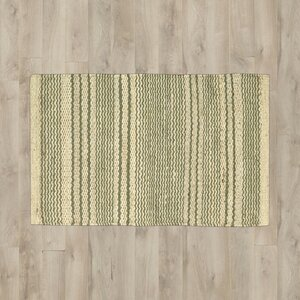 Albury Green/Cream Area Rug