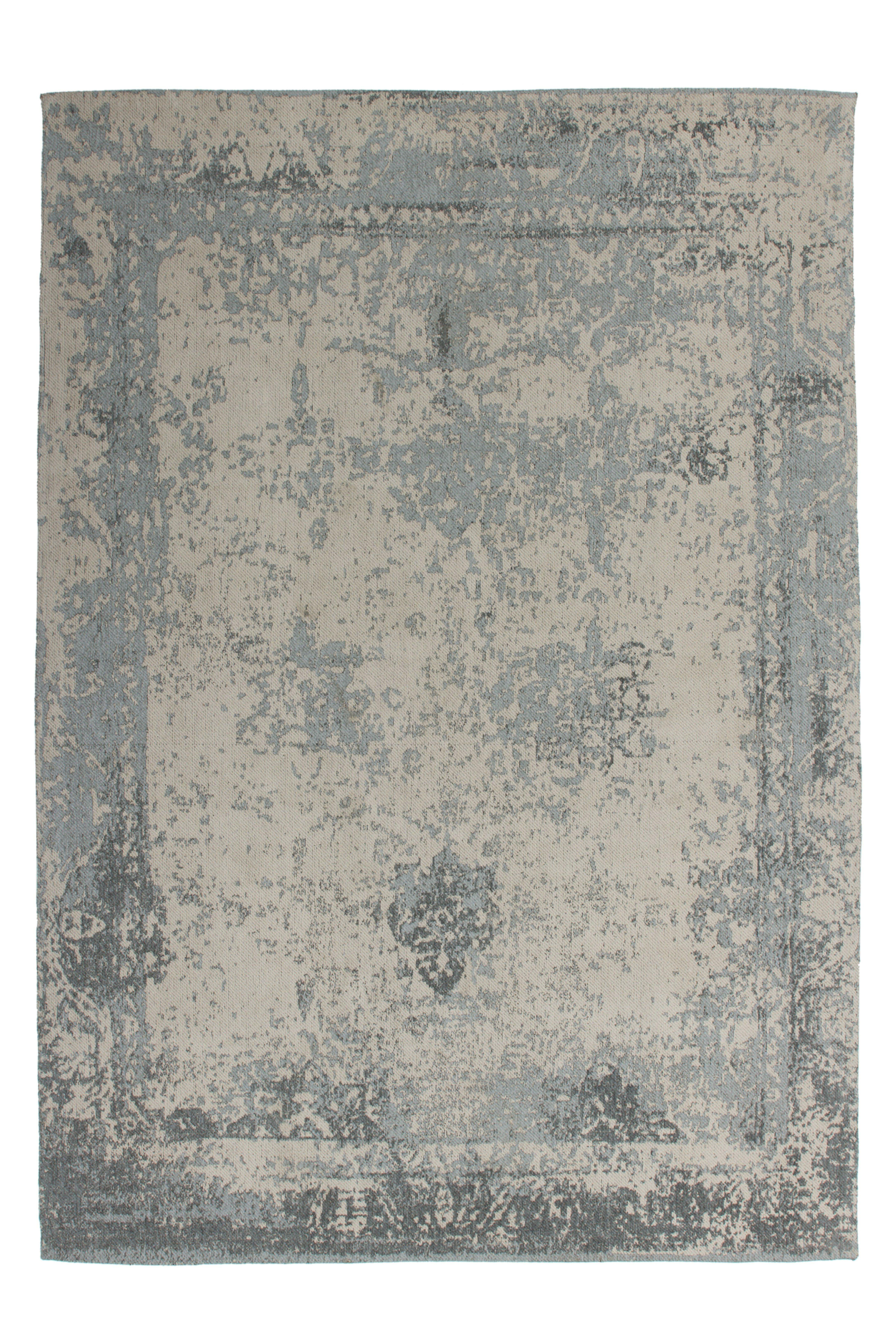 Ethel Handmade Grey Area Rug