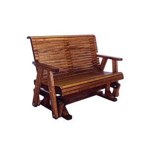 Beau Poulos Low Back Glider Bench