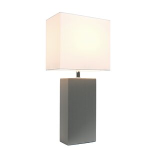 Blue Gray Table Lamps You Ll Love Wayfair
