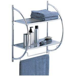 Circe 17.75″ W Bathroom Shelf