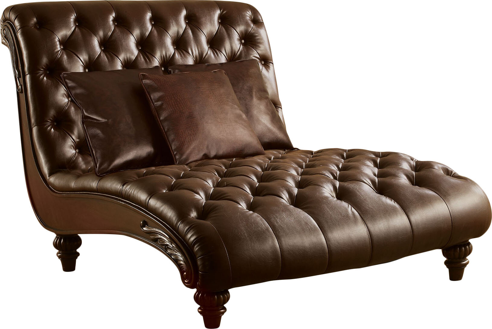 Double Chaise Lounge Indoor Wayfair ~ Double Chaise Sofa Lounger
