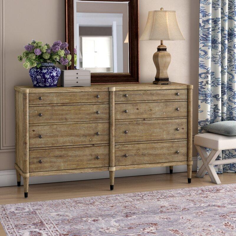 Hooker Furniture Studio 7h 8 Drawer Double Dresser Reviews Wayfair